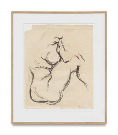 Philip Guston, 'Nude', ca. 1928
