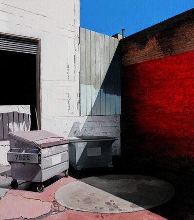 Jessica Hess, 'T.L. Corner', 2017