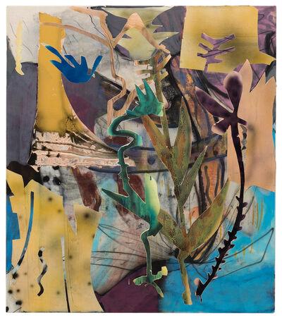 Fabian Treiber, 'Footprint', 2017