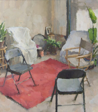 Jordan Wolfson, 'Interior with Five Chairs I', 2015