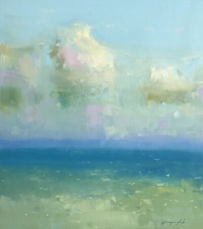 Vahe Yeremyan, 'Turquoise Ocean', 2020