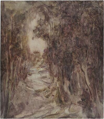 Wang Yabin, 'Walking after Rain'