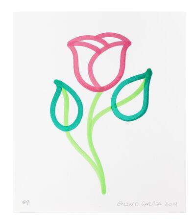 Erin D. Garcia, 'Flower #9', 2019