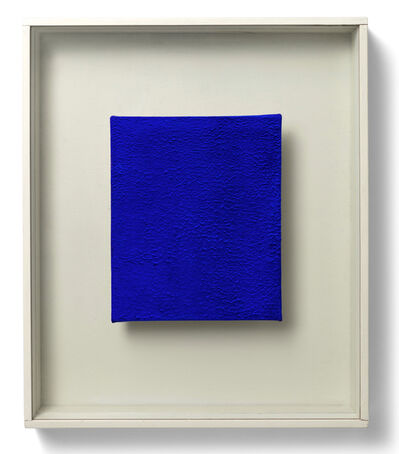 Yves Klein, 'Untitled Blue Monochrome, (IKB 322)', 1959