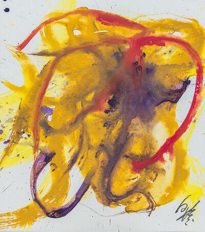 Kazuo Shiraga, 'Work'