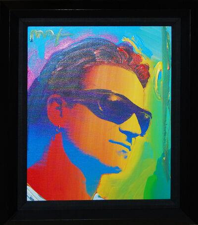 Peter Max, 'Bono', 2003
