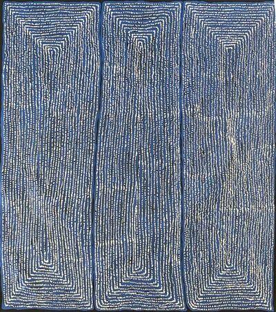 Thomas Tjapaltjarri, 'Untitled - Tingari', 2019