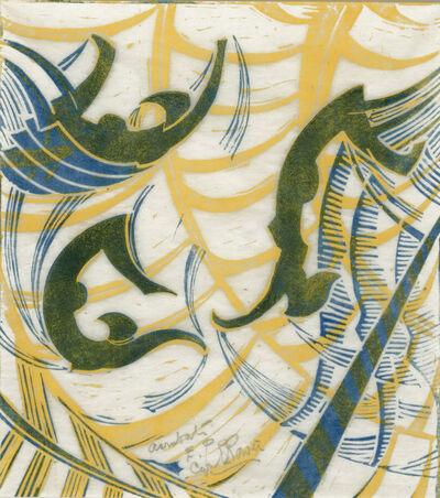 Cyril Power, 'Acrobats', 1933