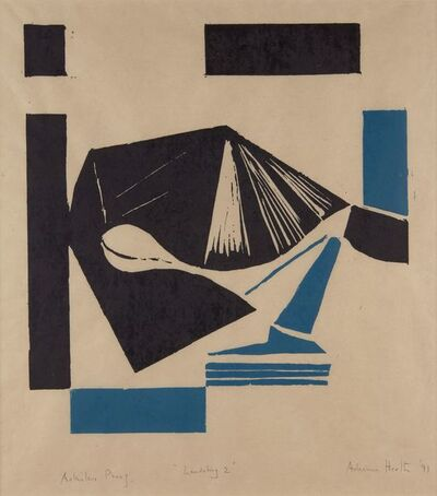 Adrian Heath, 'Landsberg 2', 1991