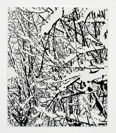 Farhad Moshiri, 'SNOW FOREST 007A', 2017