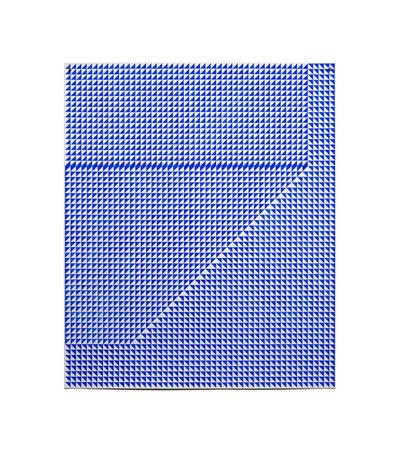 Giulia Ricci, 'ALTERATION/DEVIATION, Blue #2', 2019