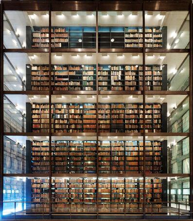 Sangbin Im, 'Beinecke Library, Yale University I', 2015