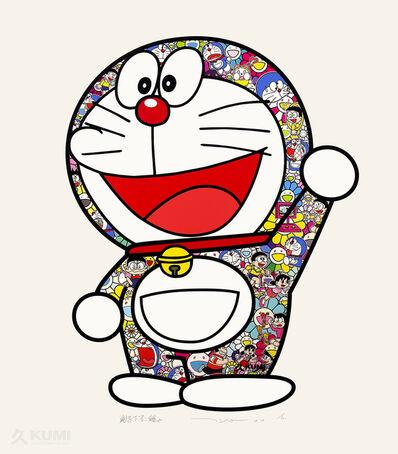 Takashi Murakami, 'Doraemon: Here We Go!', 2020