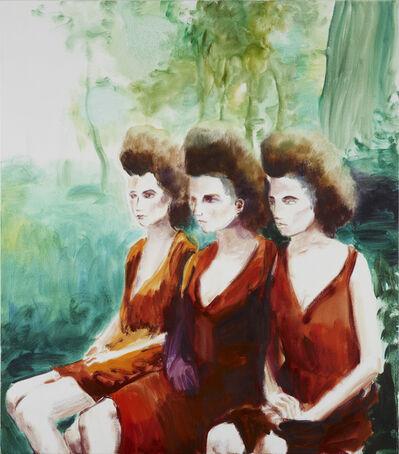 Lindsey Bull, 'Sisters', 2016