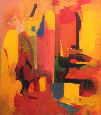 Louis Ribak, 'Canyon End', ca. 1960