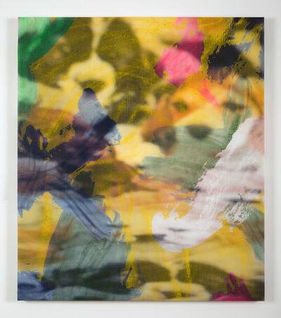 """Evan Nesbit, '""""Manifold Painting (Resolute Gestures)"""" ', 2018"""