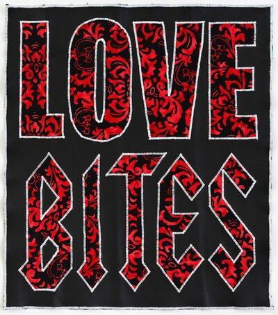 Ben Venom, 'Love Bites', 2017