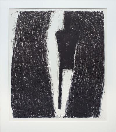 Susan Rothenberg, 'UNTITLED (hartford)', 1980