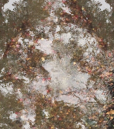 Ori Gersht, 'Floating World - Melting World 01', 2016