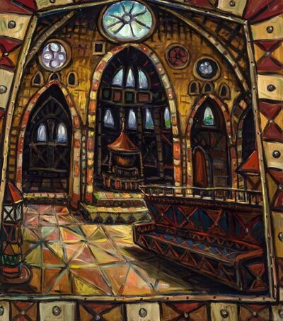 Chuck Connelly, 'Cathedral', 2007
