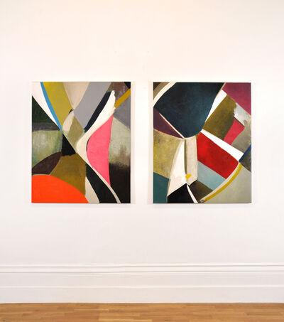 Gabriele Cappelli, 'Composition 251:252', 2019