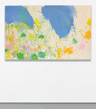 Walasse Ting 丁雄泉, 'Little Rain', 1972