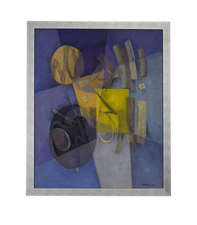 Mahmoud Hammad, 'Bismillah', 1963