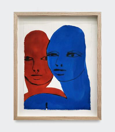 Emma Kohlmann, 'Primary Couple', 2020