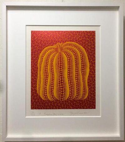 """Yayoi Kusama, '""""A Pumpkin""""RT', 2004"""