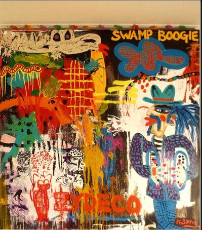 John van Orsouw, 'Swamp Boogie', 2017