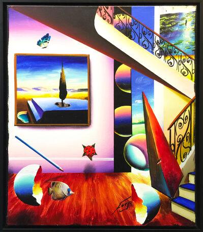 Ferjo, 'SURREALIST ROOM', ca. 2000