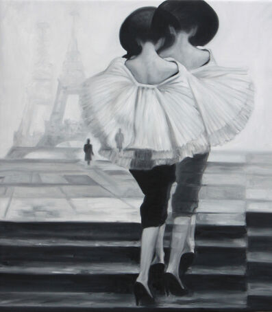 Angel Peychinov, 'Paris', 2018
