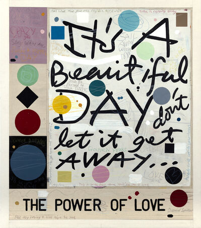 David Spiller, 'The Power of Love', 2016
