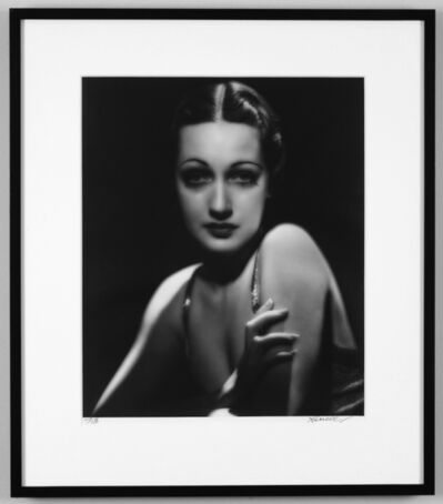 George Hurrell, 'Dorothy Lamour', 1936