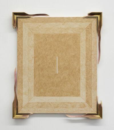Amikam Toren, 'No Frame, No Painting, No Void - Daphne', 2017