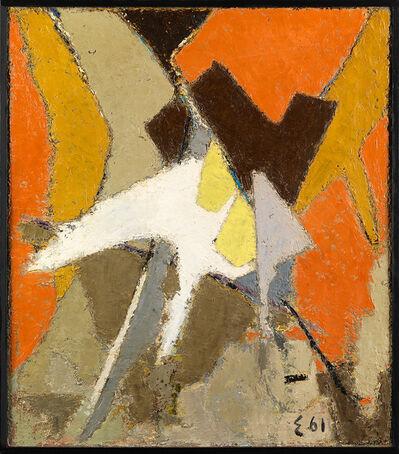 Elie Borgrave, 'L'espoir des autres', 1961