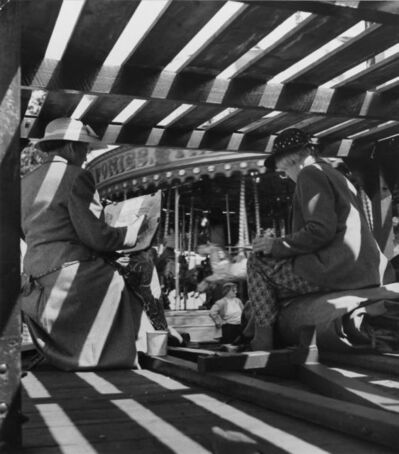 Wolfgang Suschitzky, 'Hampstead Heath Fair', 1953