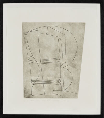 Ben Nicholson, 'Still Life with Curves [Lafranca 13]', 1965