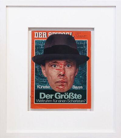 Joseph Beuys, 'Spiegel Ausgabe 11/1979', 1979/ 1980