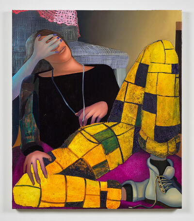 Coady Brown, 'Undone', 2019