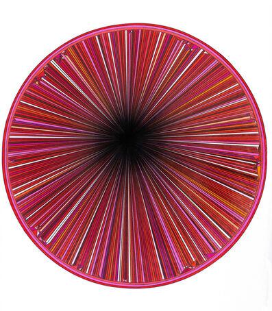 Dennis Koch, 'Untitled, Versor Parallel (Red)', 2019