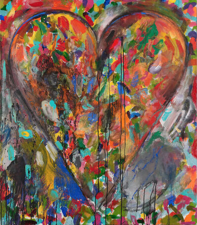Jim Dine, 'Random Sewing', 2009