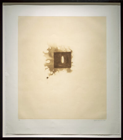 Anish Kapoor, 'Untitled (from Skowhegan)', 1992