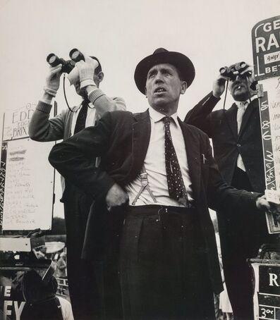 Roger Mayne, 'Ascot', 1958