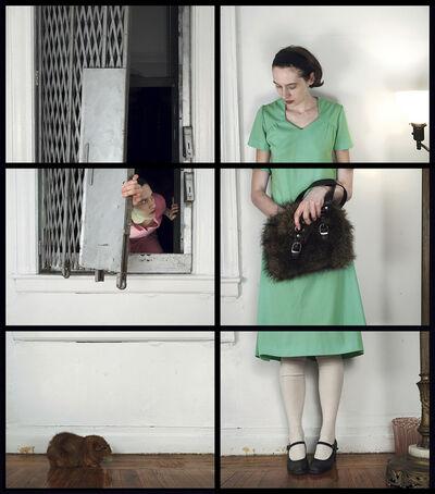 Cornelia Hediger, 'Doppelgänger 07.20.07', 2007