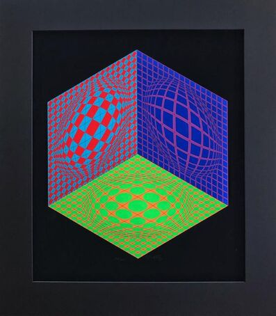 Victor Vasarely, 'Untitled', 1960-1980