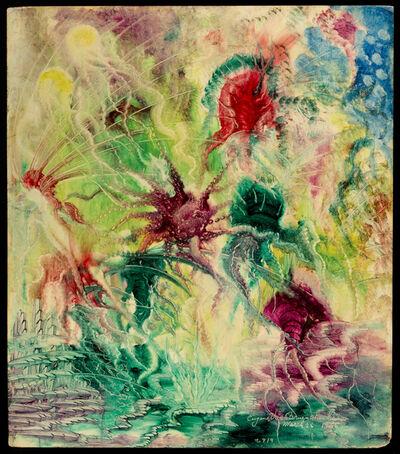 Eugene Von Bruenchenhein, 'Untitled (No. 419)', 1956