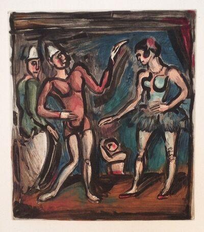 Georges Rouault, 'La Parade', 1932