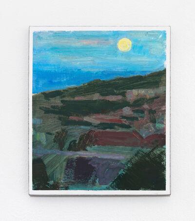 Ian Grose, 'Moonrise', 2020