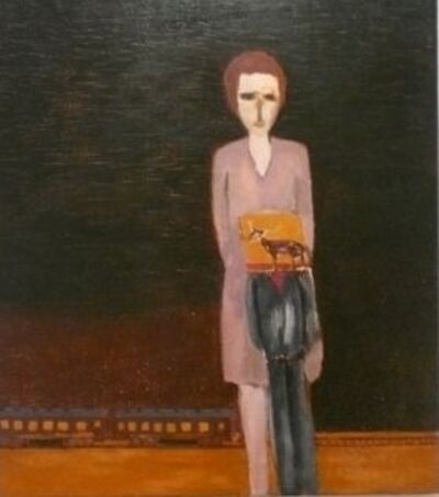 Andrzej Jackowski, 'A Space in the Dark', 2008